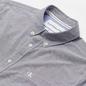 Мужская рубашка Calvin Klein Jeans Chambray Slim Stretch Night Sky фото - 1