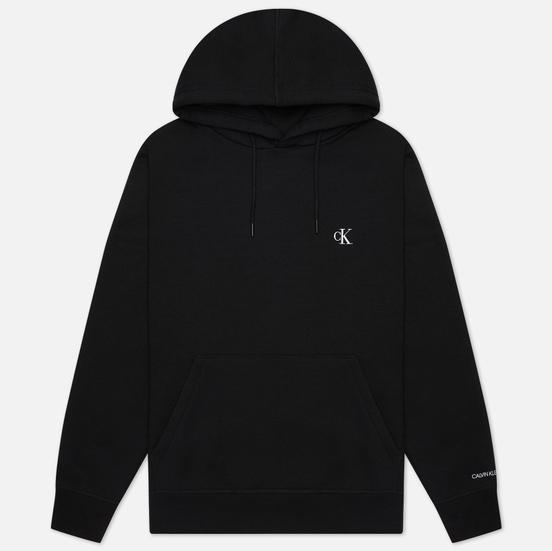 Мужская толстовка Calvin Klein Jeans Essential Hoodie Black