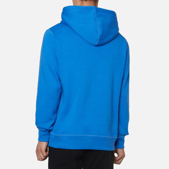 Мужская толстовка Calvin Klein Jeans Essential Hoodie Meridian Blue
