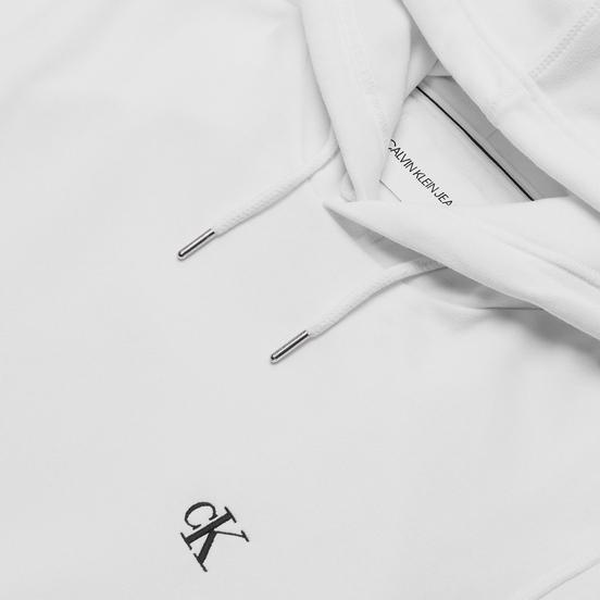 Мужская толстовка Calvin Klein Jeans Essential Hoodie Bright White