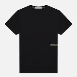 Мужская футболка Calvin Klein Jeans Back Skater Print Black