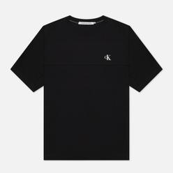 Мужская футболка Calvin Klein Jeans Puff Print Back Logo Black