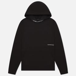 Мужская толстовка Calvin Klein Jeans Subtle Institutional Logo Hoodie Black