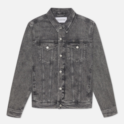 Мужская джинсовая куртка Calvin Klein Jeans Foundation Slim Grey