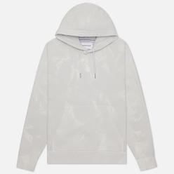 Мужская толстовка Calvin Klein Jeans Lava Dye Hoodie Antique Grey