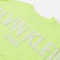 Мужская толстовка Calvin Klein Jeans Back Logo Neon Crewneck Safety Yellow фото - 2