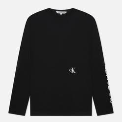 Мужской лонгслив Calvin Klein Jeans Car Photoprint Black