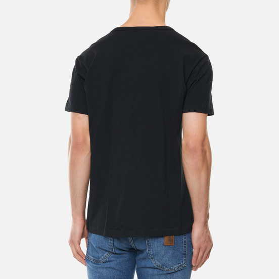 Мужская футболка Calvin Klein Jeans Instit Utility Pocket Black