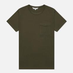 Мужская футболка Calvin Klein Jeans Instit Utility Pocket Deep Depths
