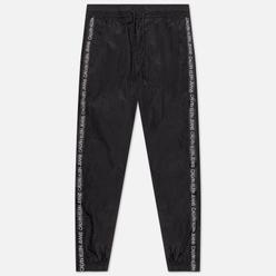 Мужские брюки Calvin Klein Jeans Logo Tape Nylon Black