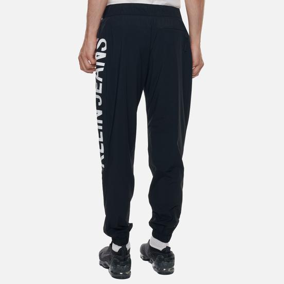 Мужские брюки Calvin Klein Jeans Stretch Logo Nylon Black