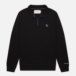 Мужская толстовка Calvin Klein Jeans Essential Mock Neck Black