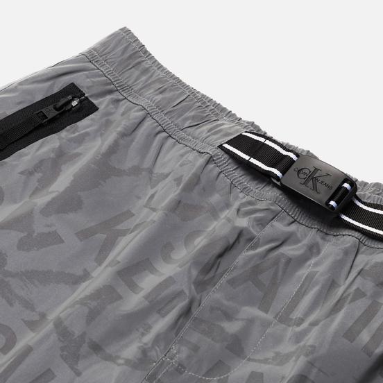 Мужские брюки Calvin Klein Jeans Reflective Black