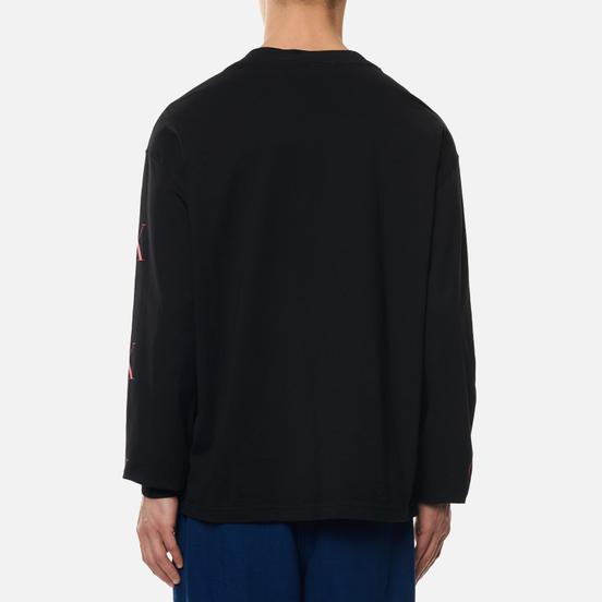 Мужской лонгслив Calvin Klein Jeans CK Eco Fashion Black