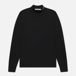 Мужской лонгслив Calvin Klein Jeans LS Mock Neck Black