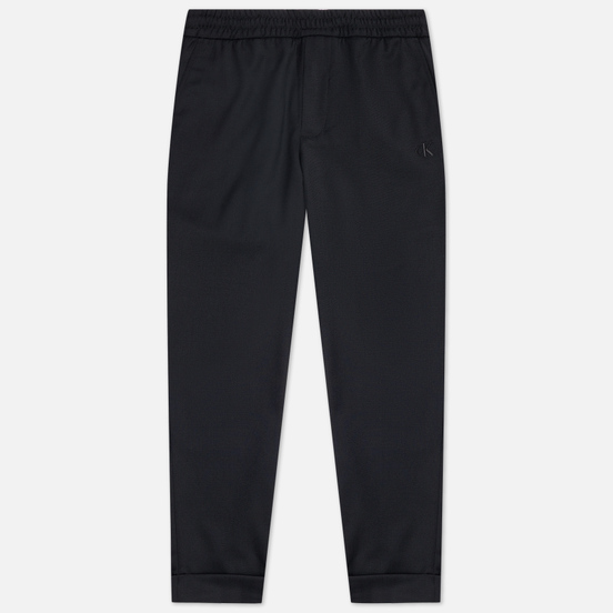 Мужские брюки Calvin Klein Jeans Stretch Wool Galfos Black