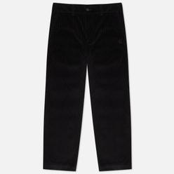 Мужские брюки Calvin Klein Jeans Corduroy Cropped Chino Black