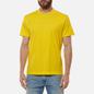 Мужская футболка Calvin Klein Jeans Logo Jacquard Bright Sunshine фото - 2