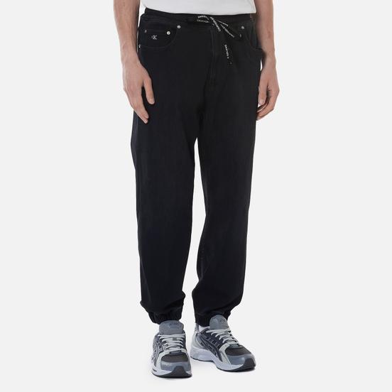 Мужские джинсы Calvin Klein Jeans Jogger Denim Black