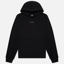 Мужская толстовка Calvin Klein Jeans Micro Branding Hoodie Black