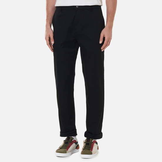 Мужские брюки Calvin Klein Jeans Slim Stretch Chino Black