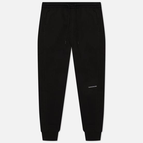 Мужские брюки Calvin Klein Jeans Micro Branding Black