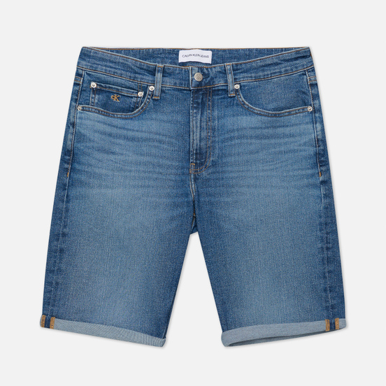 Мужские шорты Calvin Klein Jeans Regular Short Denim Medium
