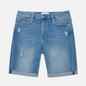 Мужские шорты Calvin Klein Jeans Slim Short Denim Medium фото - 0