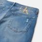 Мужские шорты Calvin Klein Jeans Slim Short Denim Medium фото - 2