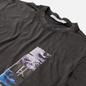Мужская футболка Calvin Klein Jeans Washed Skater Photoprint Black фото - 1