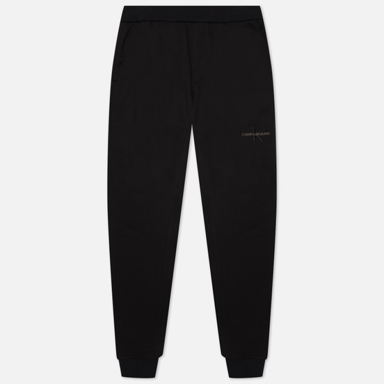 Мужские брюки Calvin Klein Jeans Off Placed Iconic Black