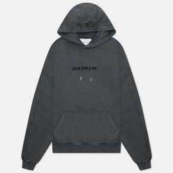 Мужская толстовка Calvin Klein Jeans Acid Wash Hoodie Washed Black