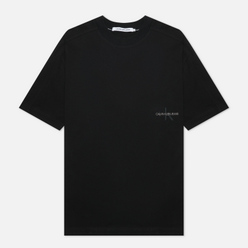 Мужская футболка Calvin Klein Jeans Off Placed Oversized Iconic Black