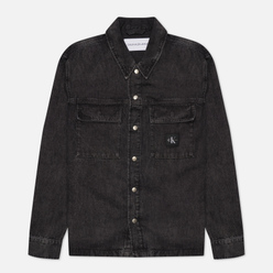 Мужская джинсовая куртка Calvin Klein Jeans Utility Denim Denim Black