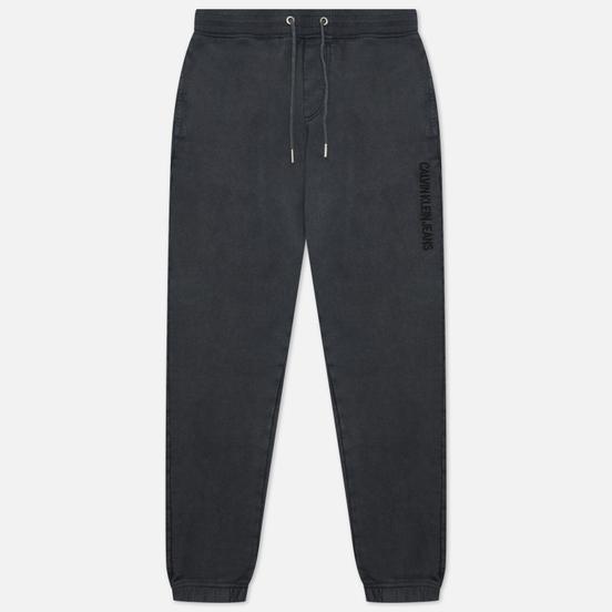 Мужские брюки Calvin Klein Jeans Acid Wash Washed Black