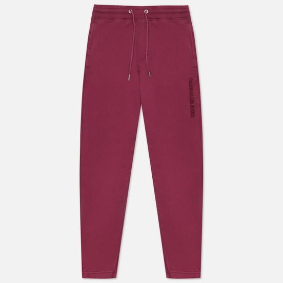 Мужские брюки Calvin Klein Jeans Acid Wash Dark Clove