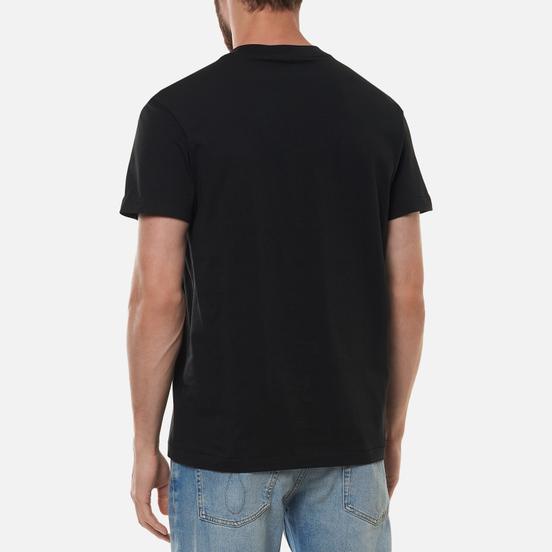 Мужская футболка Calvin Klein Jeans Organic Cotton Palm Print Black