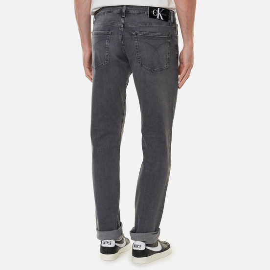 Мужские джинсы Calvin Klein Jeans Slim Fit Denim Grey