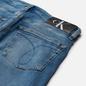 Мужские джинсы Calvin Klein Jeans Slim Fit Denim Medium фото - 2