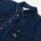 Мужская рубашка Calvin Klein Jeans Oversized Denim Denim Light фото - 1