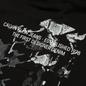 Мужская толстовка Calvin Klein Jeans Reptile Graphic Hoodie Black фото - 2