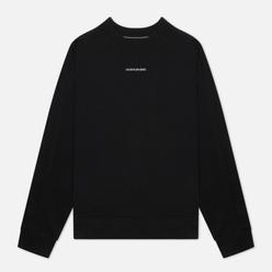 Мужская толстовка Calvin Klein Jeans Micro Branding Organic Black