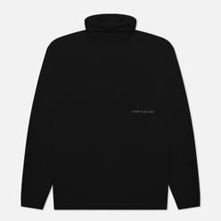Мужская водолазка Calvin Klein Jeans LS Off Placed Roll Neck Black