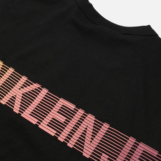 Мужская футболка Calvin Klein Jeans Gradient Back Logo Black