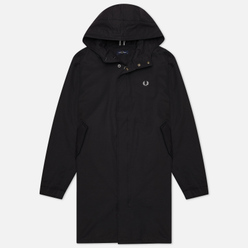 Мужская куртка парка Fred Perry Fishtail Black