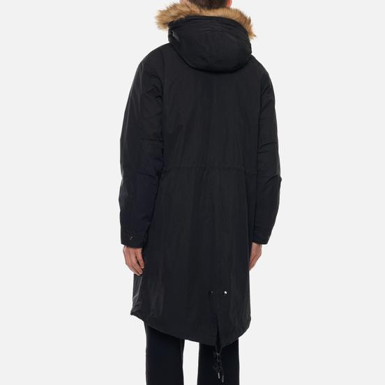 Мужская куртка парка Fred Perry Zip In Liner Black