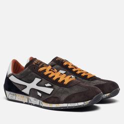 Мужские кроссовки Premiata Jackyx 5012 Dark Grey