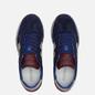 Мужские кроссовки Premiata Jackyx 5406 Navy/Bordeaux фото - 1