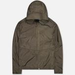 Мужская куртка ветровка Acronym x Nemen J43-K Hardshell Object Dyed 3L Olive фото- 0