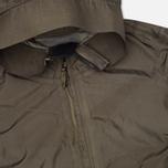Мужская куртка ветровка Acronym x Nemen J43-K Hardshell Object Dyed 3L Olive фото- 1